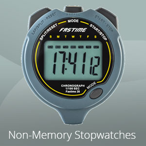 Track and Field Stopwatches